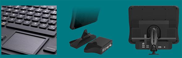 Entegra Crossfire Pro accessories