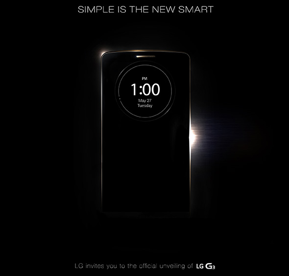 LG Press Invite