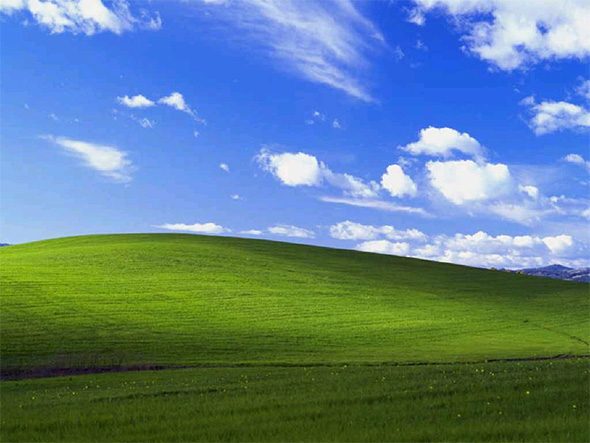Windows XP Desktop