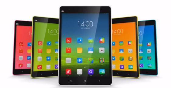 Xiaomi MiPad with NVIDIA Tegra K1
