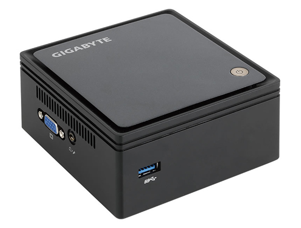 Gigabyte Brix PC with Intel Bay Trail