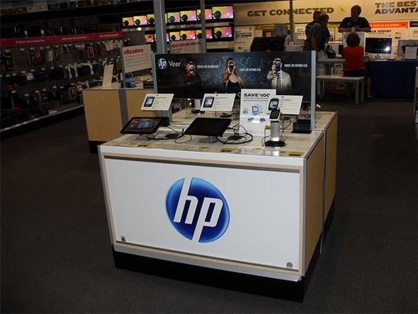 HP Kiosk