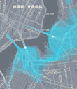 Isoscope Maps Powered By Nokia HERE Knows How Long It Will Take You To Get Around In Traffic
