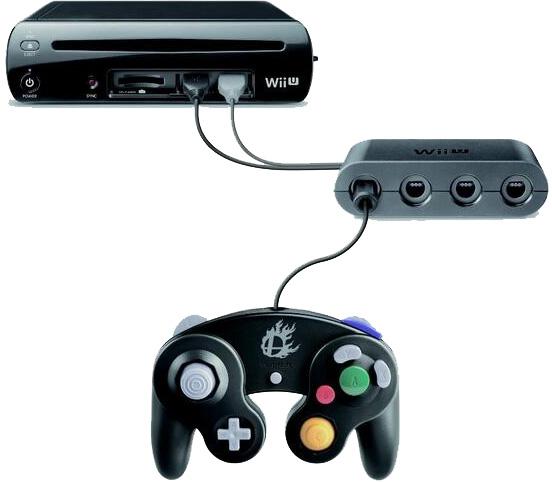 Wii U Adapter