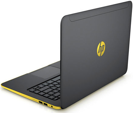 HP SlateBook Back