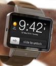 Apple Smartwatch Reportedly Coming In October With Curved OLED Display