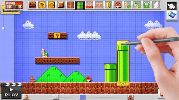Nintendo Mario Maker