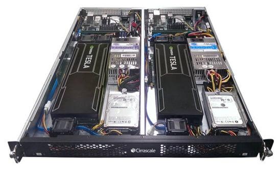 NVIDIA Tesla GPU HPC