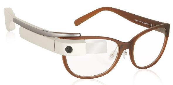 NET-A-PORTER Google Glass