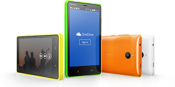 Microsoft Nokia X2 Android Phone