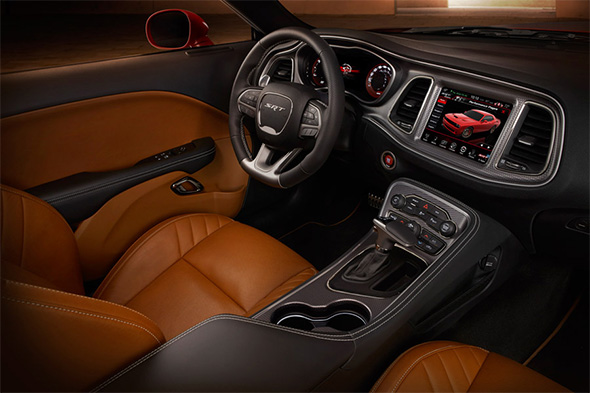 Challenger Inside