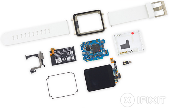 LG G Pieces