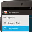 Google Chromecast Now Mirrors Your Pocket Screen To The Big Screen