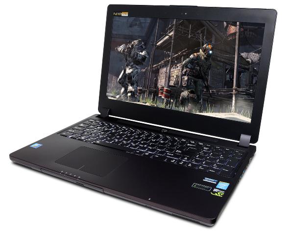 CyberPowerPC Zeusbook