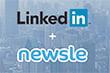 LinkedIn Buys News Startup Newsle