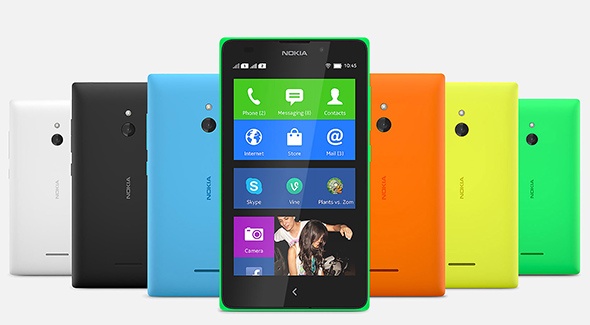 Nokia XL devices