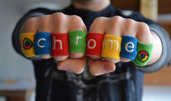 Chrome Knuckles
