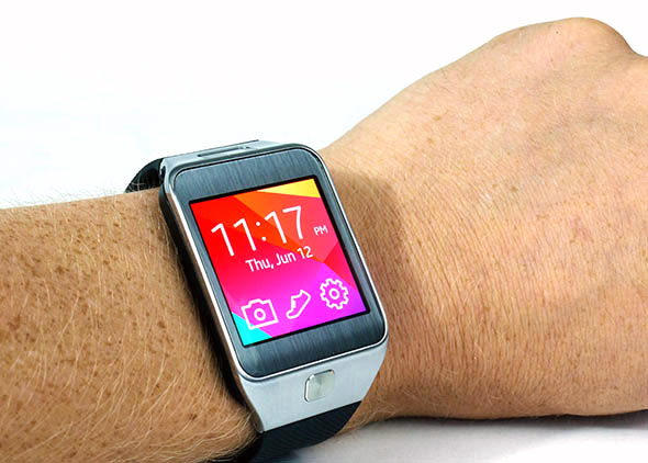 Samsung's Galaxy Gear 2 Tizen-Powered Smartwatch