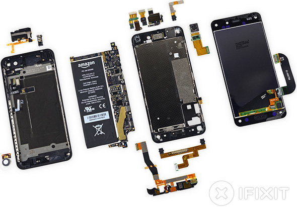 Amazon Fire Phone Parts