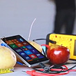 Nokia Goes Kinda Fruity, Charges Lumia 930 With 800 Potatoes And Apples