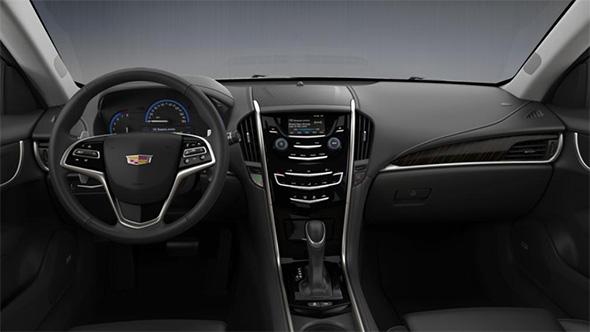 Cadillac Inside