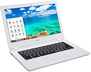 Acer Chromebook 13 Angled