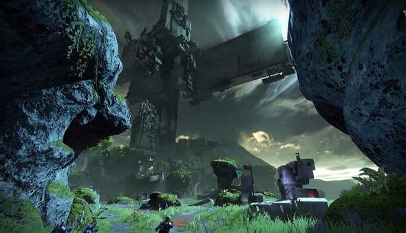 destiny multiplayer gameplay