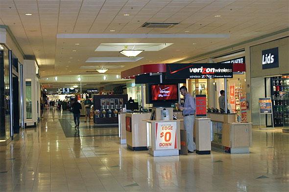 Verizon Kiosk