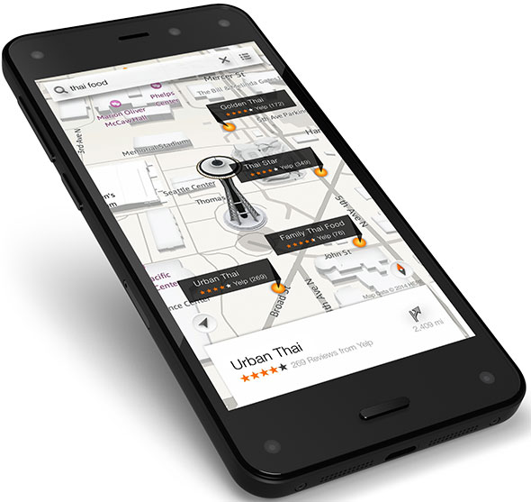 The Fire phone, which has been at Amazon's #1 selling spot, received an update that will appeal to its growing fan base.