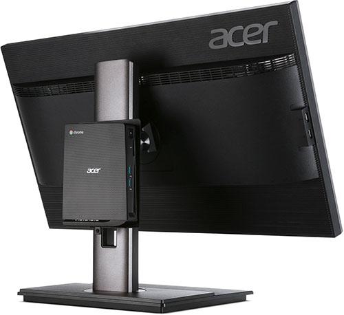 Acer Chromebox CXI - Installed
