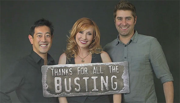 Myth Buster Trio