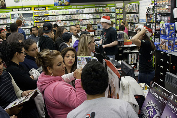 GameStop Black Friday