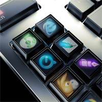 Optimus OLED Keyboard On Sale Soon