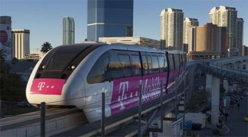 T-Mobile Train