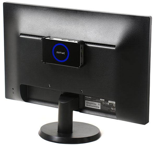 Zotac PI320 Monitor