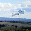 Google Takes To The Skies Testing Its Own 'Project Wing' Drone Delivery Service