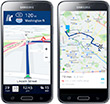 Nokia HERE Maps Coming To Samsung's Galaxy Line, HERE Beta For Android