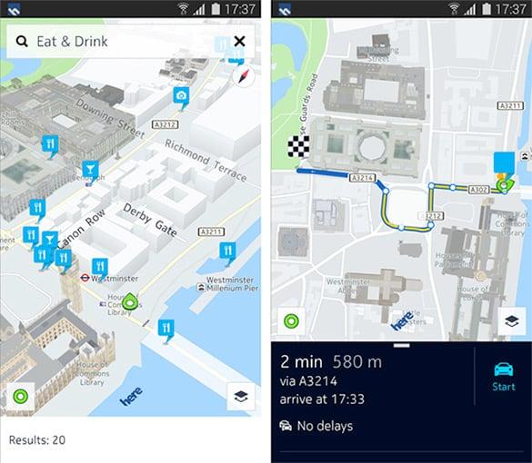 Outils de survie et Téléphone (SmartPhone) Heremapsnadoi