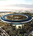 GoPro Flyover of Apple's Spaceship HQ Build Site Gives You The Scenic Tour