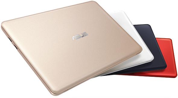 ASUS EeBook X205 Colors
