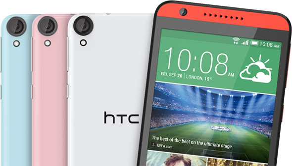 htc unveils 8 core 64 bit desire 820 android powerhouse phone hothardware. Black Bedroom Furniture Sets. Home Design Ideas