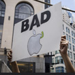 Labor Watchdogs Bark At Apple Over Unsafe Working Conditions In China