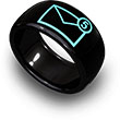 MOTA SmartRing Puts Your 70s Mood Ring To Shame, Empathy Not Needed When You Have Notifications
