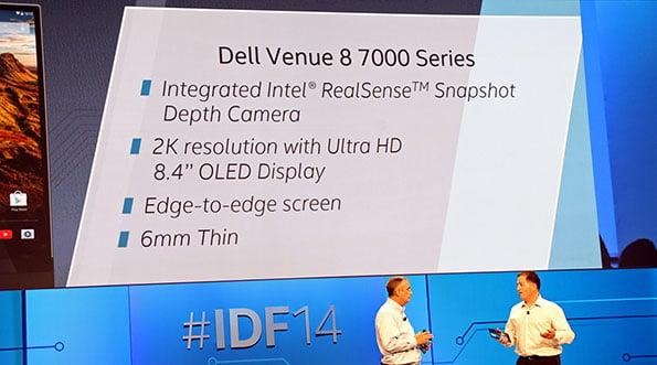 Dell Venue 8 7000 Specs