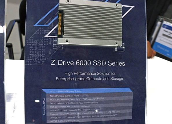 OCZ Z-Drive 6000 Specs