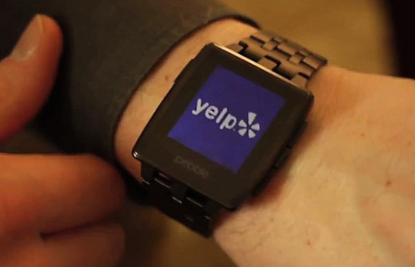 Yelp Watch