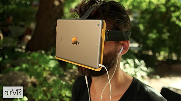 AirVR iPad mini