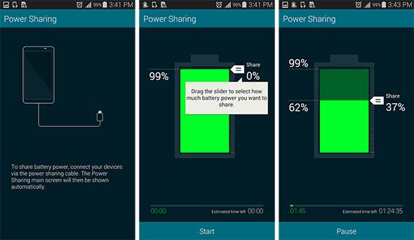 Power Sharing App