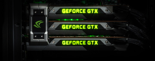 GeForce GTX 3-Way SLI Bridge
