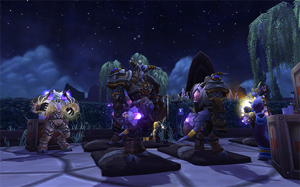 WoW: Worlds of Draenor